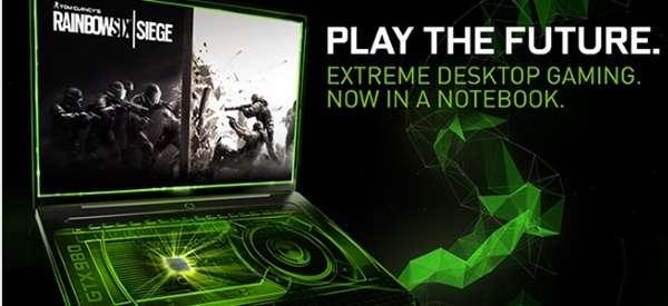 Nvidia lleva la potencia de la GTX 980 a las portátiles.