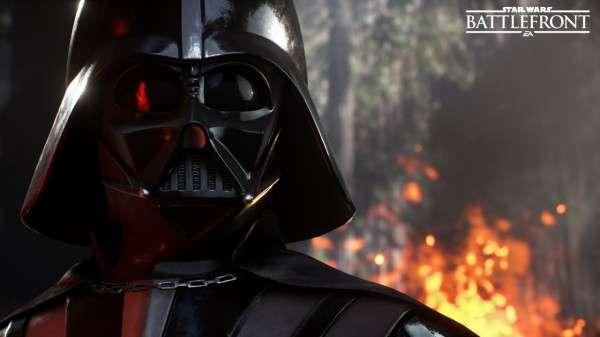Revelan nuevos detalles de Darth Vader en Star Wars: Battlefront