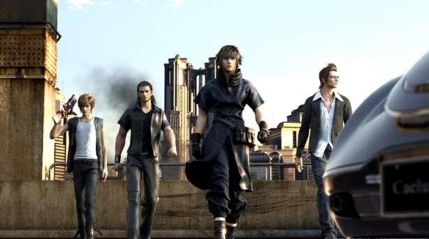Square Enix presentaría nuevo título en el Tokyo Game Show 2015