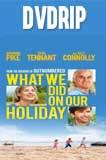 Lo que hicimos en las Vacaciones DVDRip Latino