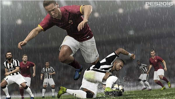 Actualización de Pro Evolution Soccer 2016 no modifica las plantillas