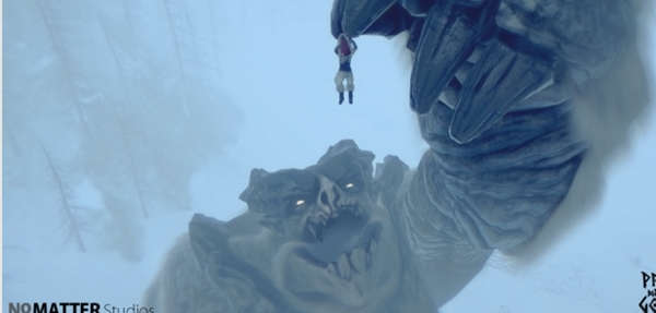 Anuncian Prey for the Gods, juego inspirado en Shadow of the Colossus