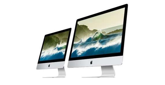 Apple anuncia nueva iMac con pantalla 4K de 21,5 pulgadas