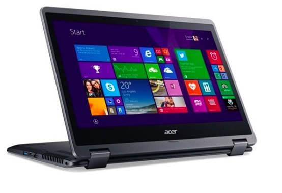 Conoce la Acer Aspire R14 y el todo en uno táctil Aspire Z3-700