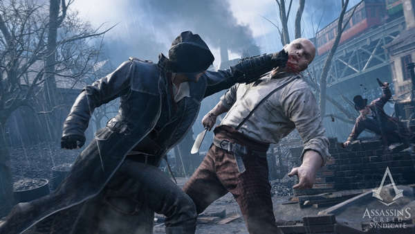 Assassin's Creed Syndicate gana en ventas a FIFA 16