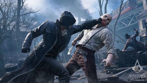 Assassin's Creed Syndicate gana en ventas a FIFA 16