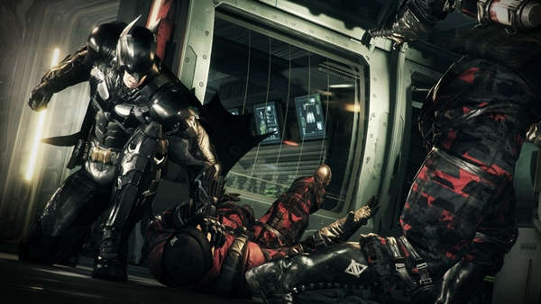 Batman: Arkham Knight para PC vuelve con juegos gratis.