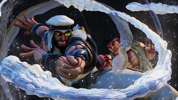 Capcom publica horarios de nueva fase beta de Street Fighter V.