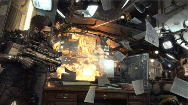 Deus Ex: Mankind Divided estrena nuevo tráiler