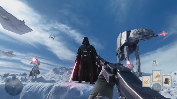EA revela tres nuevos modos de juego para Star Wars: Battlefront