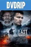 El Último Caballero DVDRip Latino
