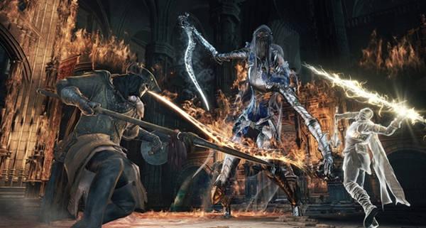 From Software revela imágenes del modo multijugador de Dark Soul 3