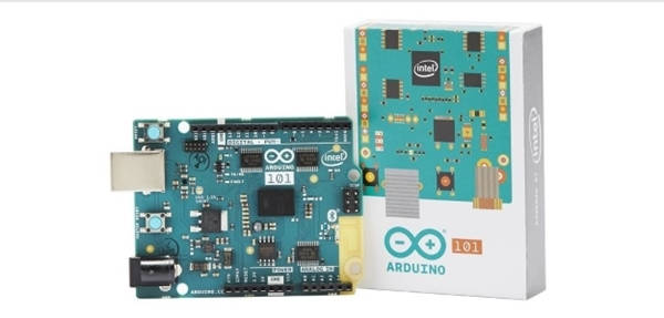 Inter y Arduino crean Genuino 101, la primera placa con chip Intel Curie.
