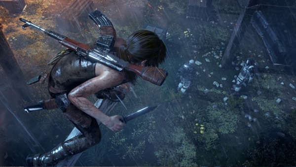 Lara Croft presentará traumas psicológicos en Rise of The Tomb Rider