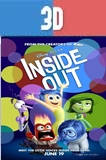 Inside Out (2015) 3D SBS Latino