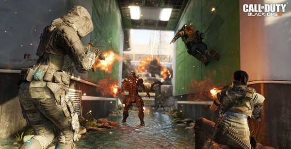Treyarch revela el tamaño de instalación de Call of Duty: Black Ops 3