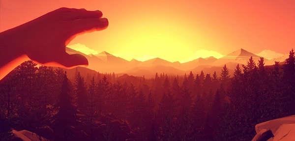Revelan fecha de lanzamiento de Firewatch para PC y PS4
