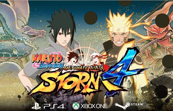 Bandai Namco publica nuevo video de Naruto SUN Storm 4