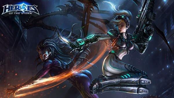 Blizzard rebaja 50% precios en Heroes of Storm por 2 semanas