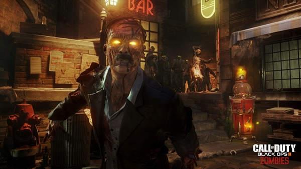 Call of Duty: Black Ops III. Filtran videos del modo zombie