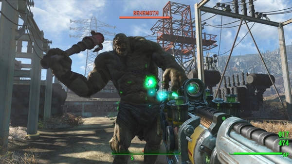 Fallout 4 para Xbox One y PS4 tiene problemas de frame rate