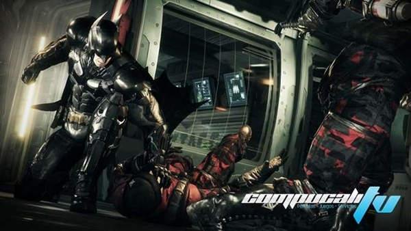 Lanzan nuevo parche para Batman: Arkham Knight en PC