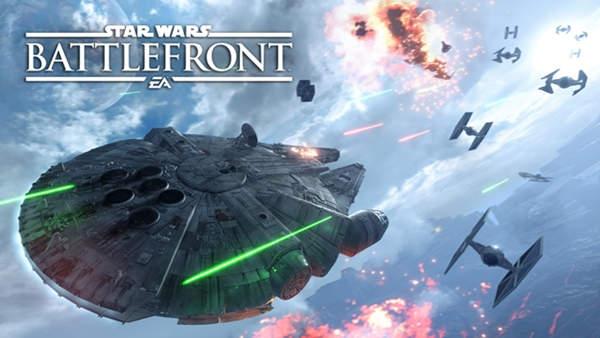 Logros y Trofeos de Star Wars: Battlefront.