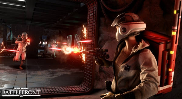 Revelan tamaño de Star Wars Battlefront para PS4, Xbox One y PC