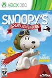 Snoopys Grand Adventure XBOX 360 Español