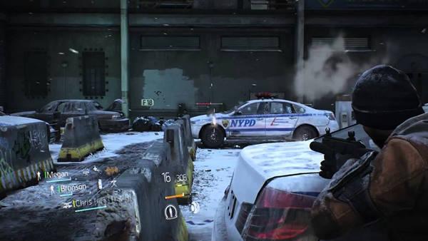 Tom Clancy's The Division permitirá crear cuatro personajes por usuario