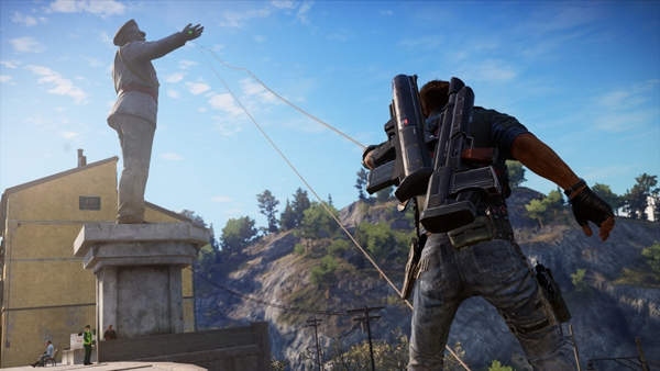 Requisitos mínimos y recomendados para jugar Just Cause 3 en PC