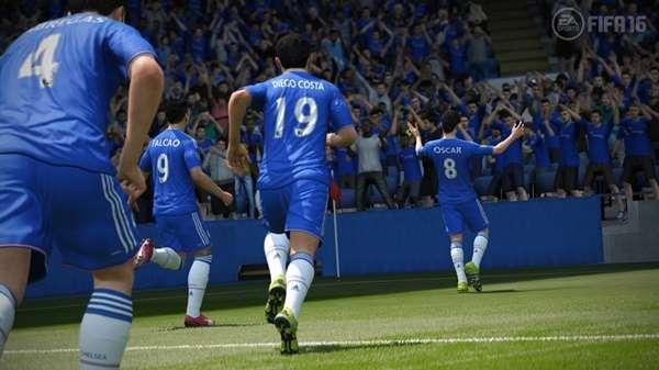 Actualización de FIFA 16 mejora penaltis y otras características.