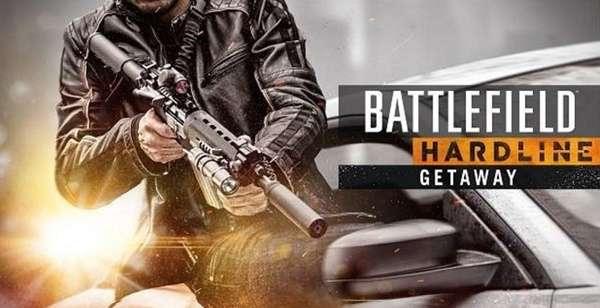 Battlefield Hardline: Getaway llegará en Enero