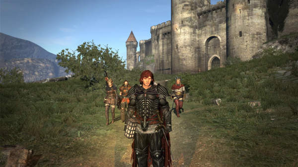 Capcom publica requisitos de Dragon's Dogma: Dark Arisen para PC