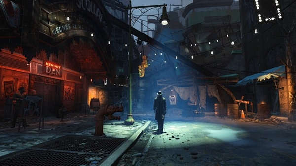 Creador de Resident Evil prestó su voz para doblaje de Fallout 4