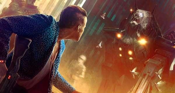 Cyberpunk 2077 estaría llegando a finales del 2016