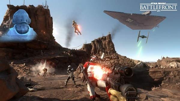 EA admite que Star Wars Battlefront carece de profundidad