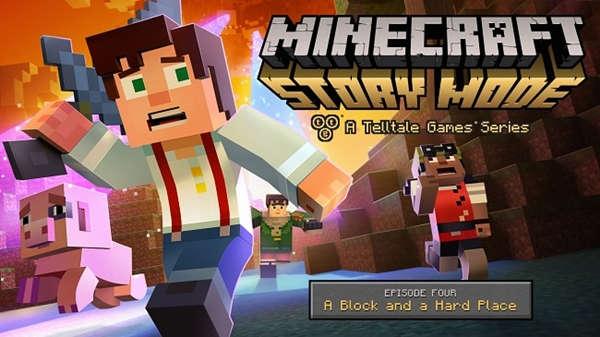 Episodio 4 de Minecraft: Story Mode será liberado el 22 de diciembre