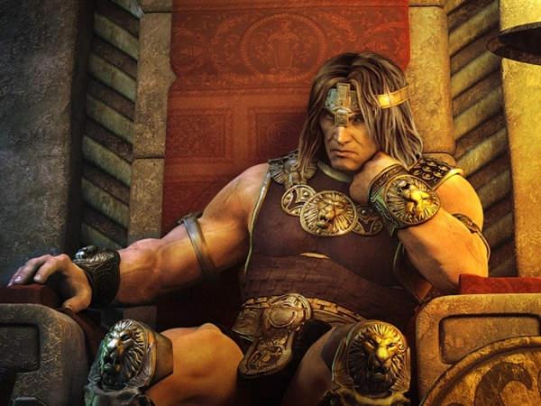 Funcom prepara juego basado en Conan el Bárbaro