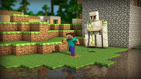 Minecraft: Wii U Edition ya tiene fecha de lanzamiento.