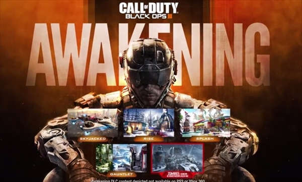Publican tráiler y detalles de DLC Awakening para Call of Duty: Black Ops 3