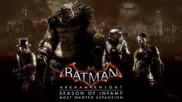 Publican video con DLC de diciembre para Batman Arkham: Knight
