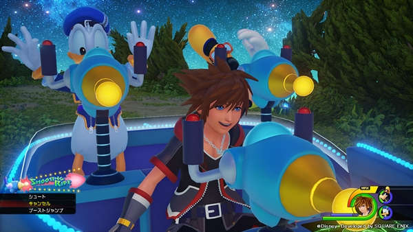 Square Enix presenta Trailer de Kingdom Hearts 3 y HD 2.8