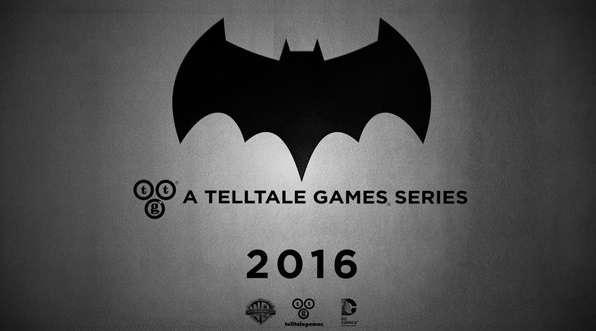 Telltale Games creará nueva serie de Batman.