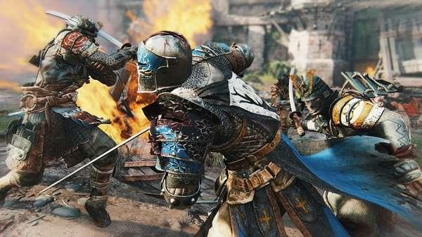 Ubisoft publica nuevos detalles de For Honor.