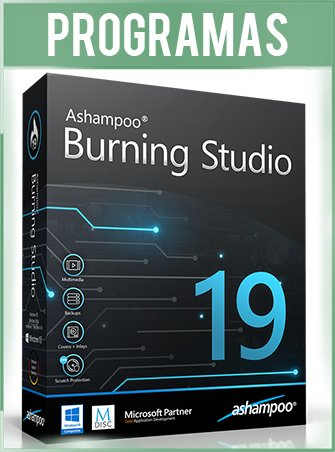 Ashampoo Burning Studio 19 Final Español