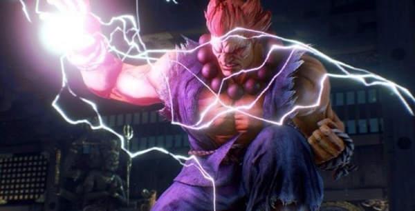 Akuma será el único personaje invitado en Tekken 7