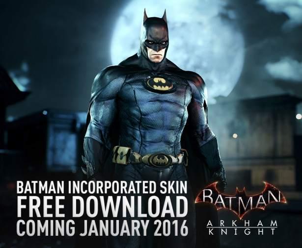 Batman Arkham Knight: Rocksteady publica nuevo DLC