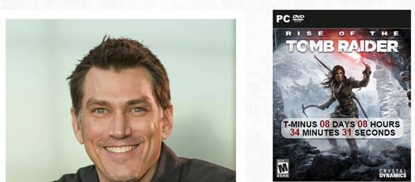 Director de Rise of the Tomb Raider renuncia a Crystal Dinamics