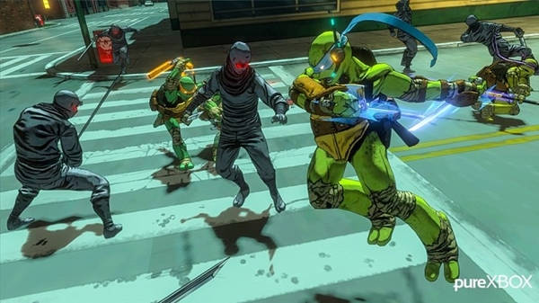 Filtran imágenes de Teenage Mutant Ninja Turtles: Mutants in Manhattan